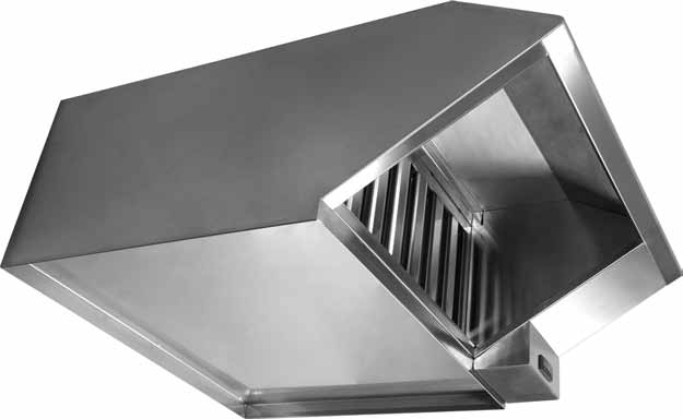 Hoods water for electric ovens