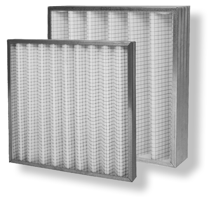 Coarse dust filter purifier